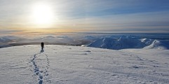 LO Lochaber Winter Panorama