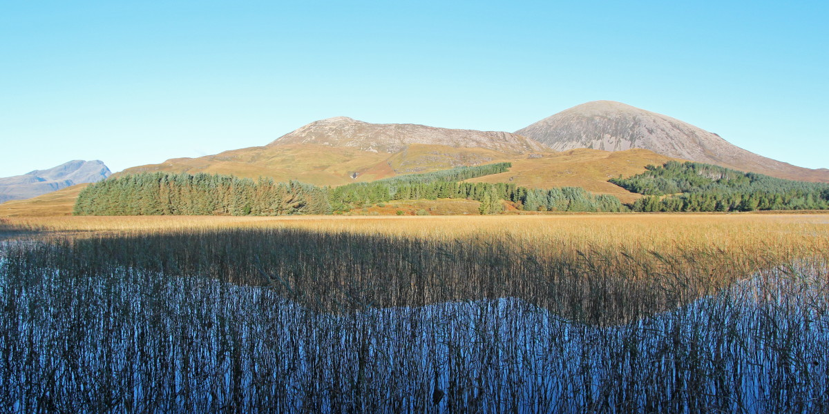 Photo of Beinn na Caillich of the Red Cuillin