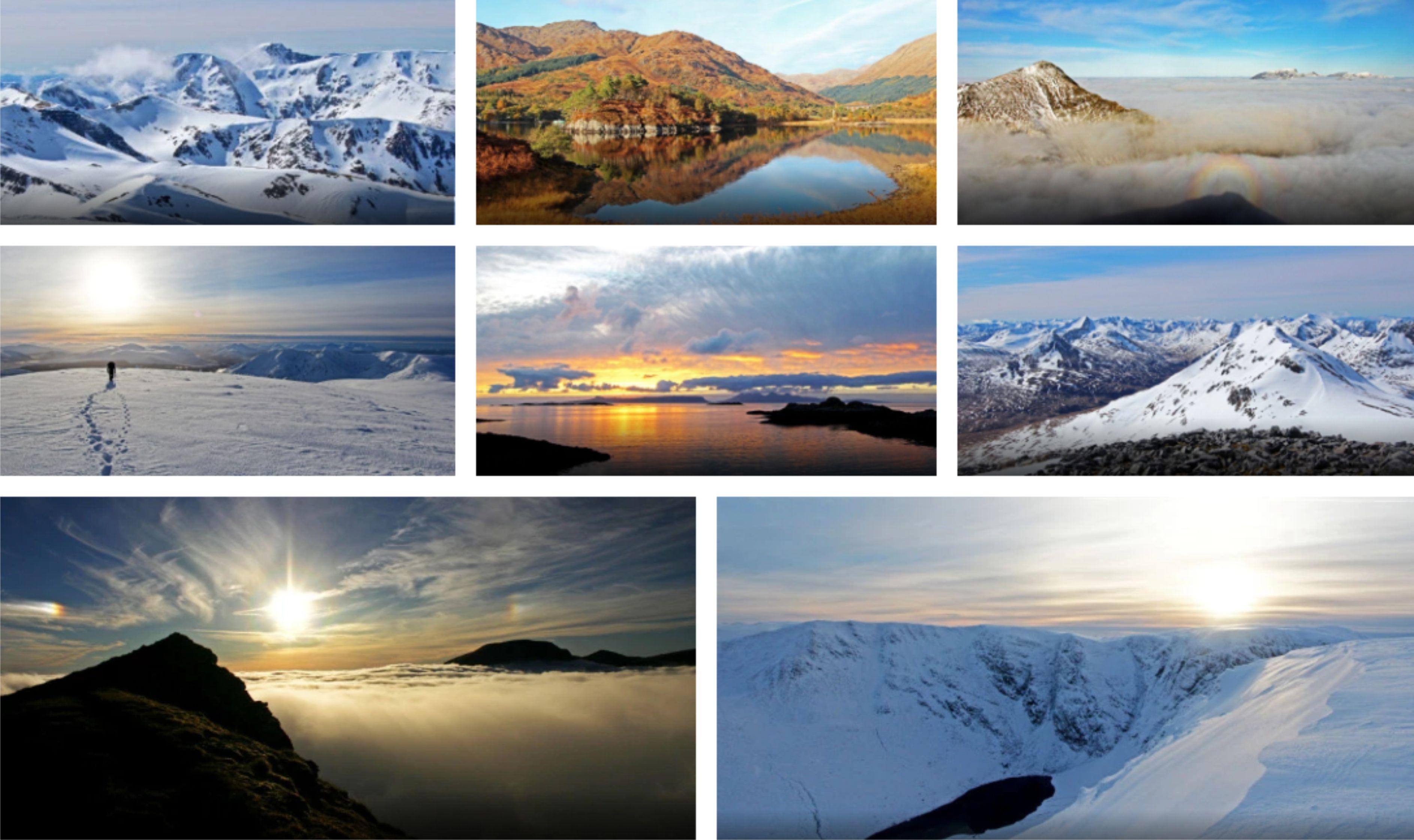 Scotland-Landscapes.com Lochaber Gallery image