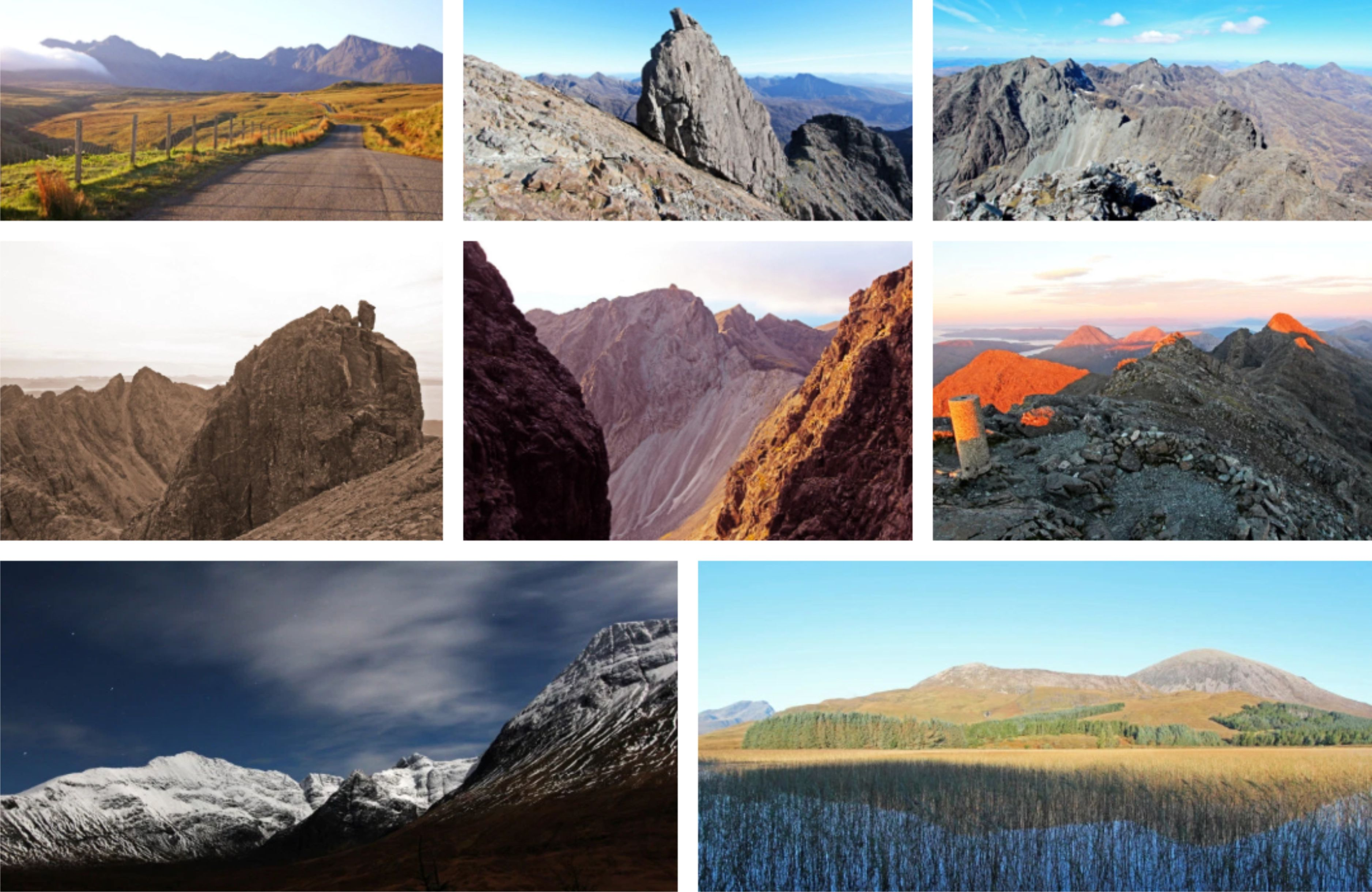 Scotland-Landscapes.com Skye Gallery image