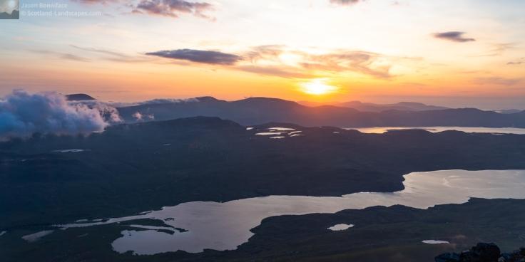 Photo - Sunset Over Cape Wrath