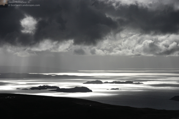 Photo - The Summer Isles from Stac Pollaidh
