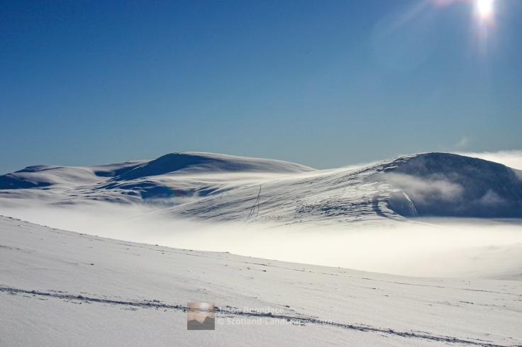 Ben Macdui Snow - Feb 2010