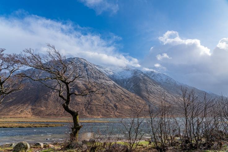 Ben Starav - Loch Etive