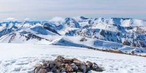 The Grey Corries to Ben Nevis - Early Spring, Lochaber