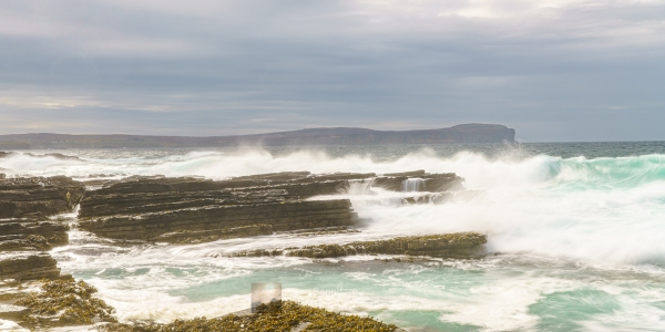 Saturday Afternoon - Choppy Pentland Firth - 2, Caithness