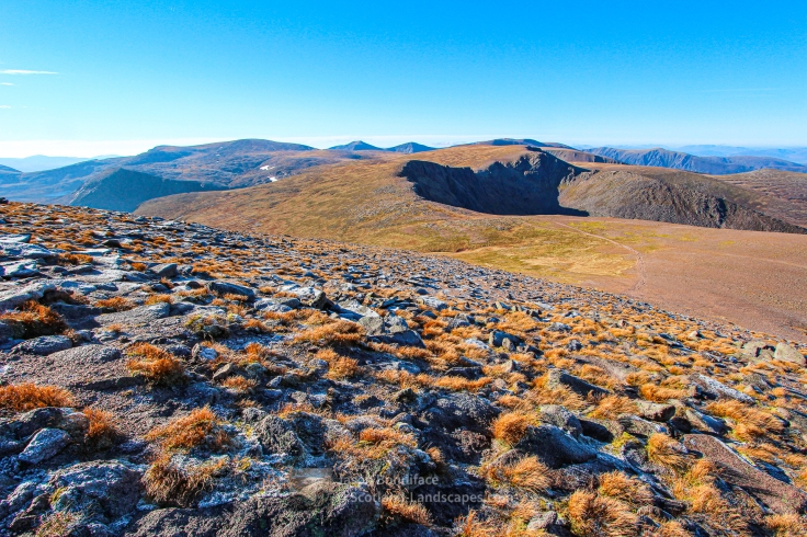 Autumn, Cairngorm to Ben Macdui, Cairngorm